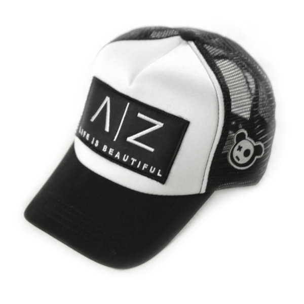 AZ Baseball Hat - WHITE